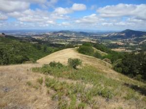 North Slope Sonoma Mountain