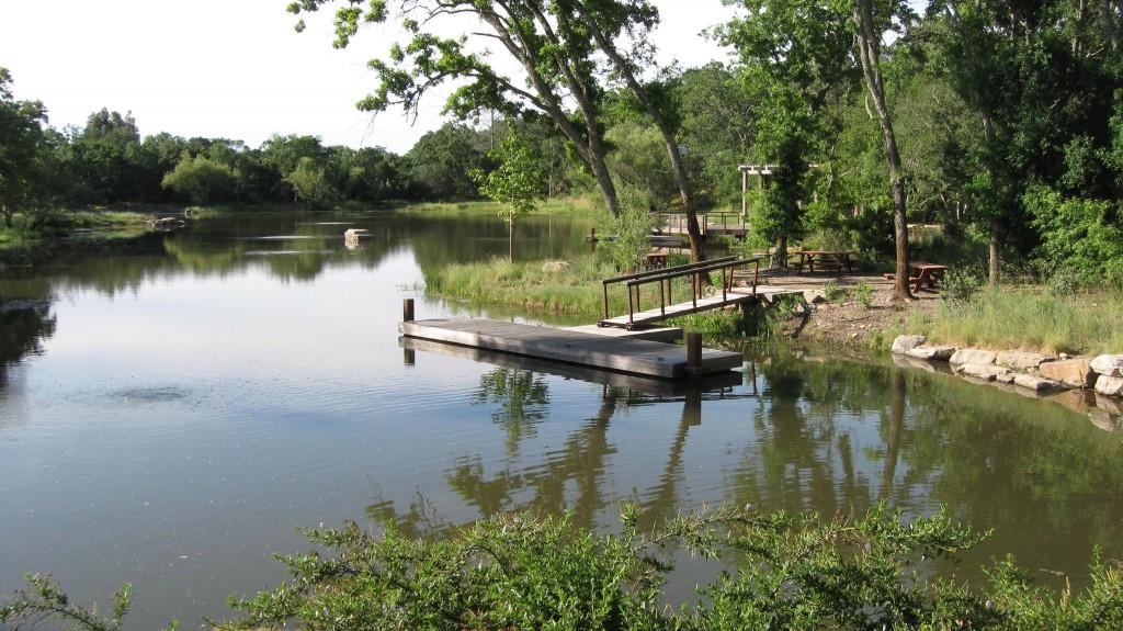 Justi pond 2