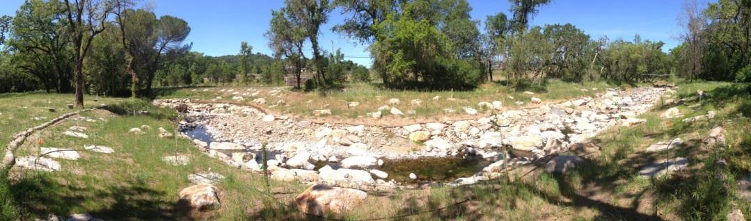 Stuart Creek wide
